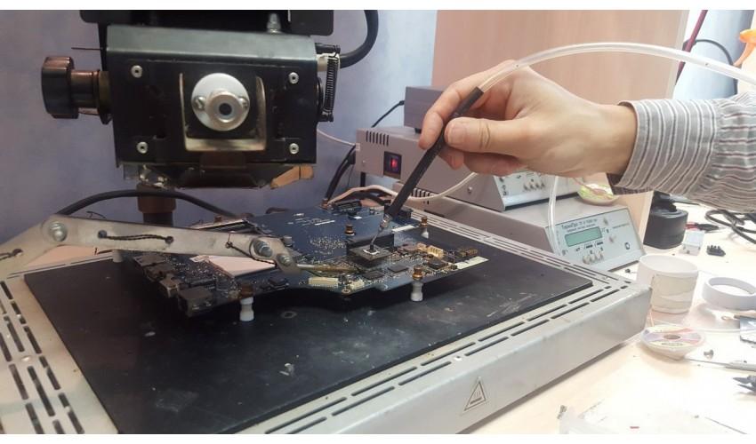 Как не ошибиться с ремонтом ноутбука