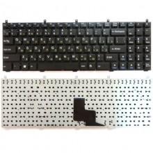 Клавиатура для ноутбука DNS C5500 118732 W765K W76T CLEVO K107