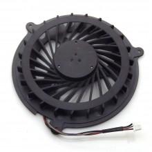 Вентилятор, кулер для ноутбука Acer Aspire E1-571 5750G P5WEO NV55 V3-551 Ver.2 Круглый (Ori)