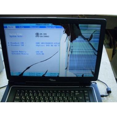 Замена матрицы (экрана) в ноутбуке