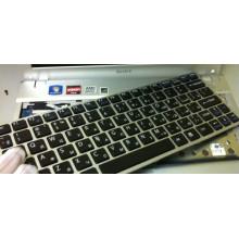 Замена клавиатуры в ноутбуке